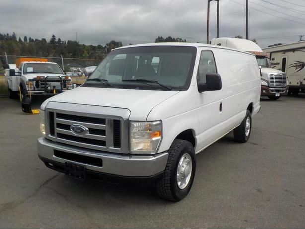 2008 Ford Econoline E350 Super Duty Extended Cargo