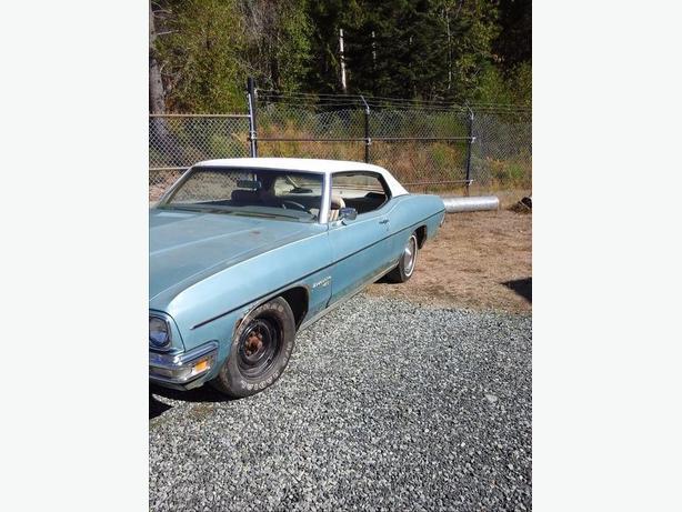 1970 PONTIAC EXECUTIVE 400 PROJECT CAR