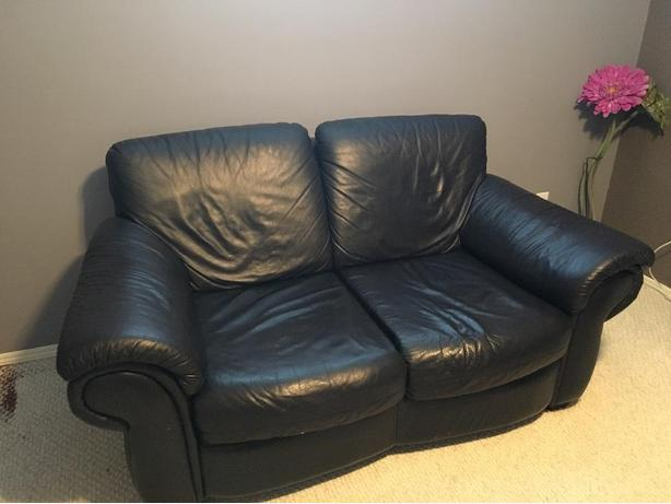 Good Quality Learher Loveseat