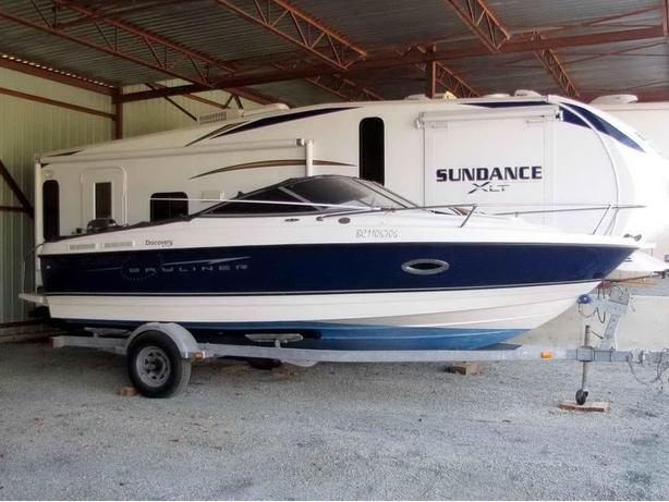 Bayliner Discovery 210 Sport Fishing Boat For Sale - Cool Change