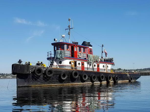 Tug Boat Conversion For Sale - Shelter Island
