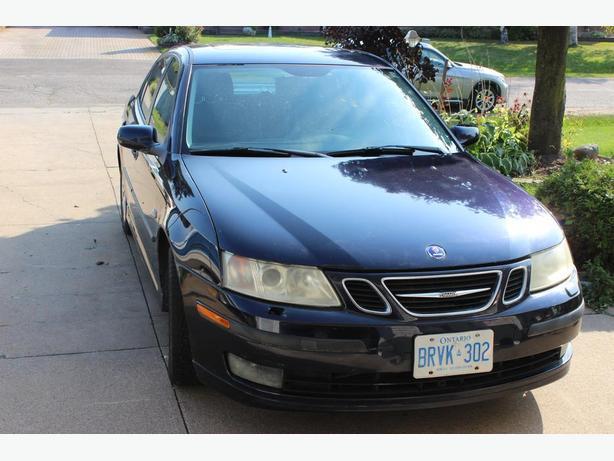 2003 Saab 9.3 Arc