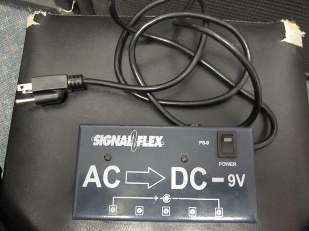 Signal Flex multi pedal power supply