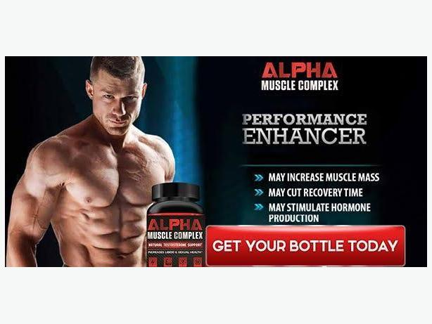 How Does Alpha Muscle Complex Reviews Works and Where To Buy?