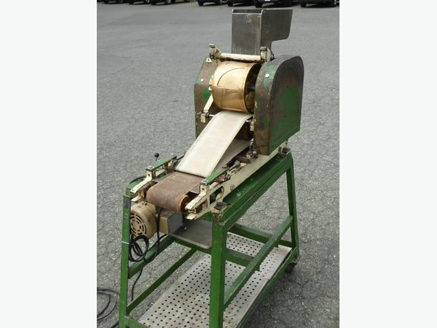 Vintage Scottish oatcake manufacturing machine - Oat Cake machine