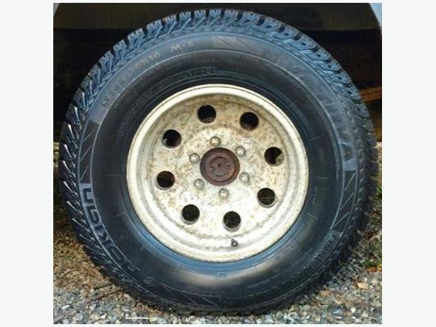 tires 265/75 r16