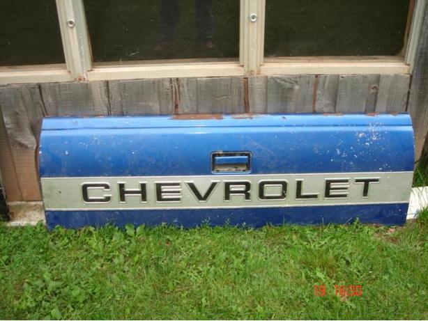 1990's Chevrolet Tailgates