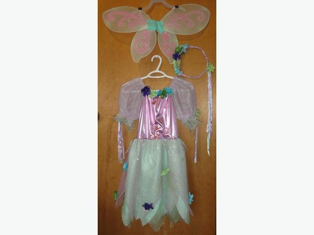 Forest Fairy costume, size 12