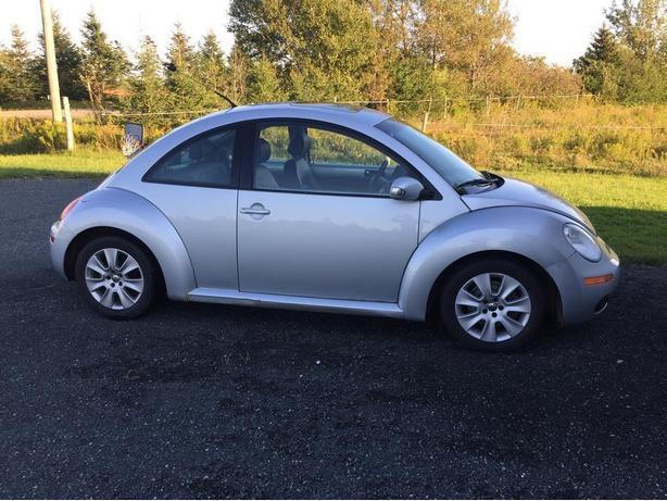 2008 Volkswagon New Beetle