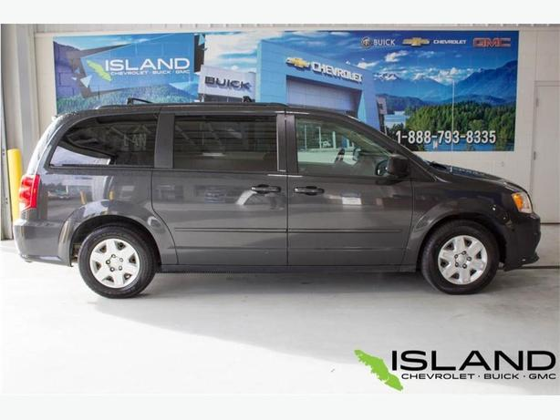 2012 Dodge Grand Caravan | Dual Climate Zone | Cruise Control