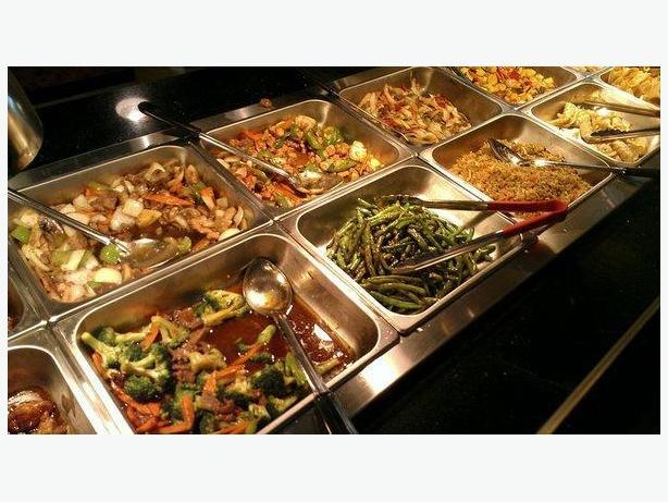 RK-0151 Largest Chinese buffet restaurant