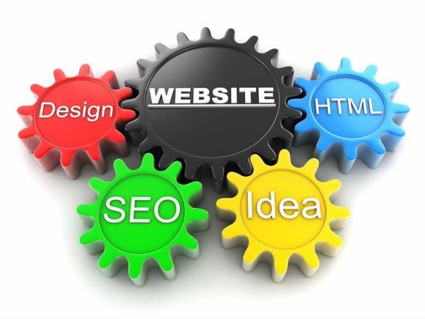 WEBSITES, GRAPHICS & LOGO DESIGN