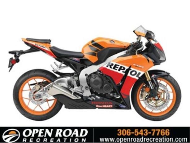 2013 Honda® CBR® 1000RRA