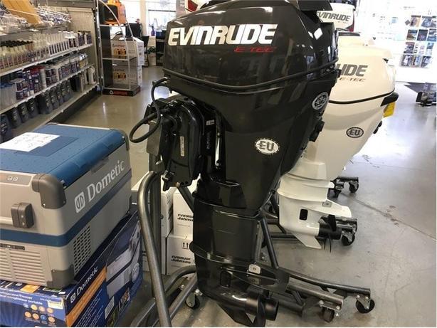 2017 Evinrude E15HP -