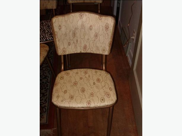 kitchen chairs four for $16.00 as- is ,