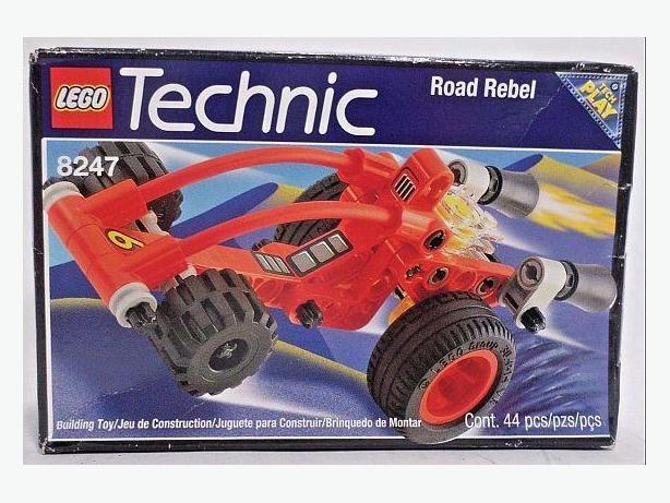 "Lego Technic 8247 ""Road Rebel"""