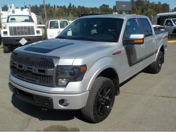 2014 Ford F-150 FX4 EcoBoost SuperCrew 5.5-ft. Bed 4WD