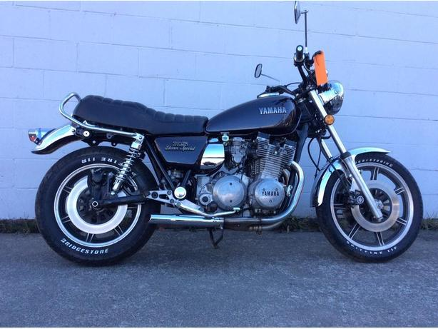 1978 Yamaha XS1100 Collector bike