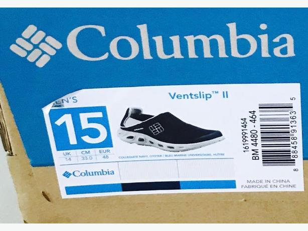 COLUMBIA SHOES (SIZE 15)