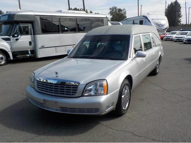 2004 Cadillac Hearse S&S Custom V8