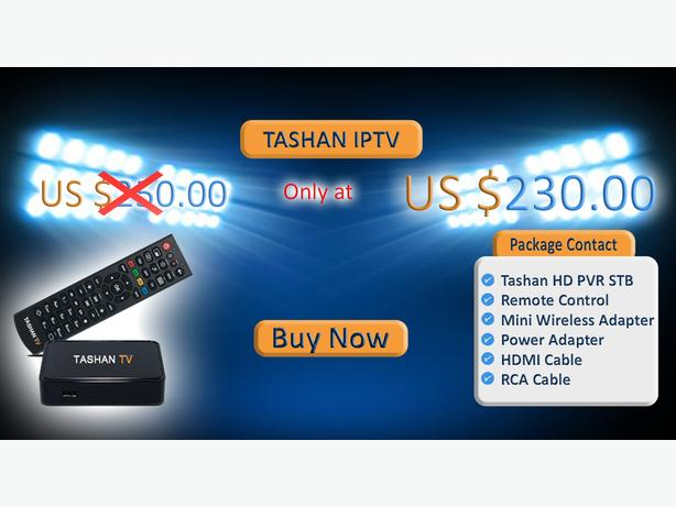 Grab the limited period offer deal from the best IPTV service provider