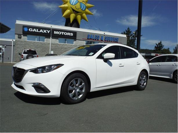 2015 Mazda Mazda3 GS - LOW KM, Bluetooth, LCD touch screen