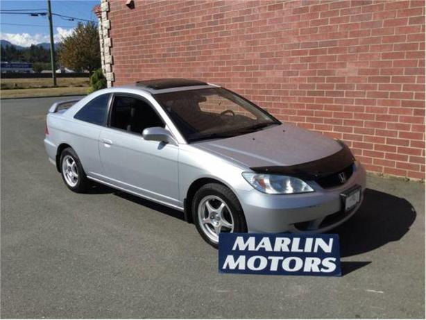 2005 Honda Civic Si coupe AT
