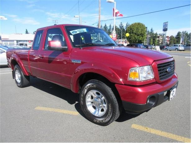 2008 Ford Ranger Sport V6 Low Kilometers One Owner