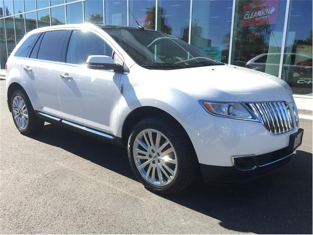 2015 Lincoln MKX AWD Navigation/Camera No Accidents Local B.C.