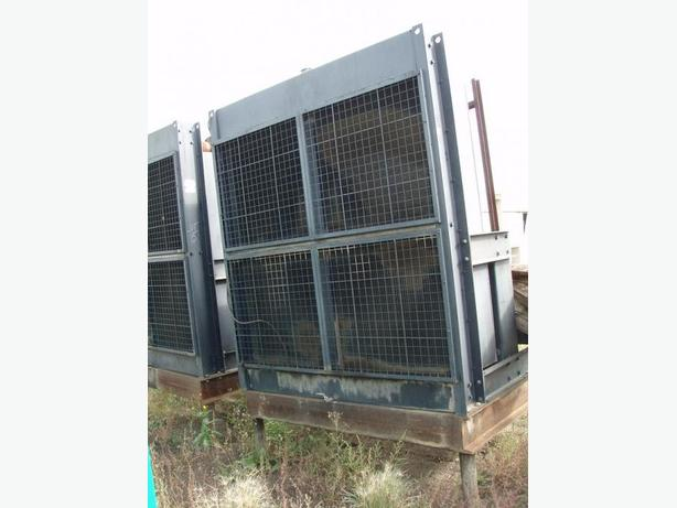 RADIATOR FOR 399 CAT ELECTRIC FAN