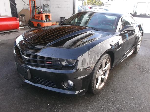 2010 CHEVROLET CAMARO 2SS MANUAL FOR SALE