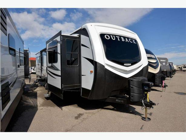 2017 KEYSTONE RV OUTBACK TT 333FE