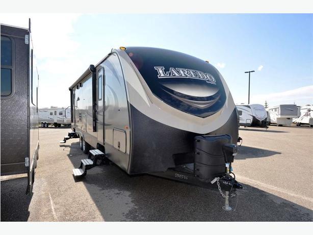 2017 KEYSTONE RV LAREDO TT 288RL
