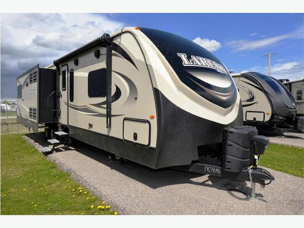2018 KEYSTONE RV LAREDO TT 334RE