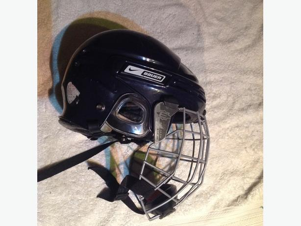 Hockey Helmet with face screen