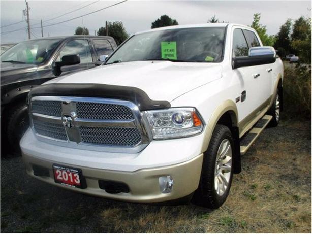 2013 Dodge Ram 1500 Laramie Longhorn