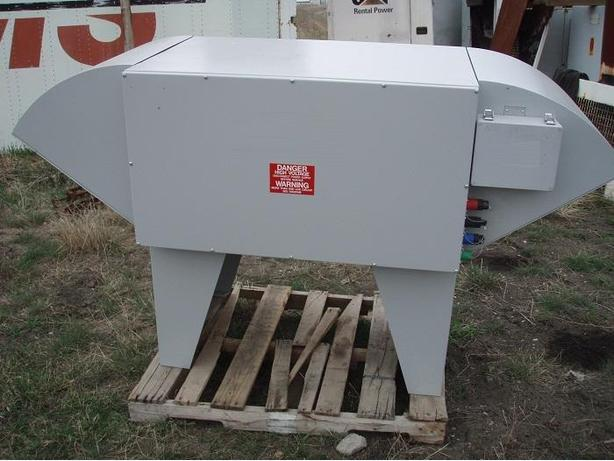 GENERATOR LOADBANK OUT DOOR - 480 / 600 Volt - 200 / 205 Kw
