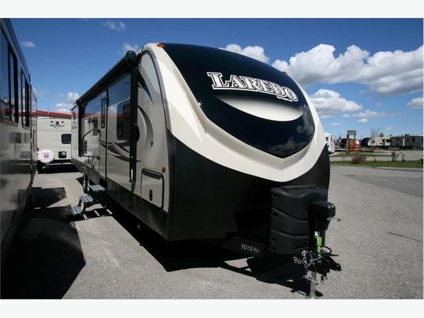 2017 KEYSTONE RV LAREDO TT 333BH