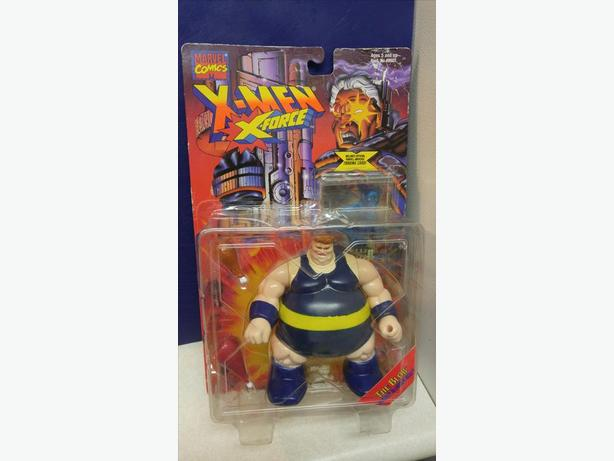 "X-Men ""The Blob"" collectible toy"