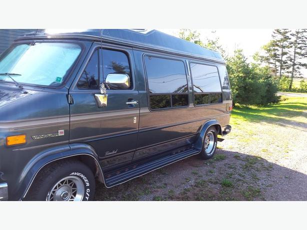1995 GMC Vandura Explorer Van