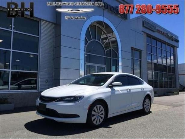 2015 Chrysler 200 LX -  Power Windows - $91.90 B/W