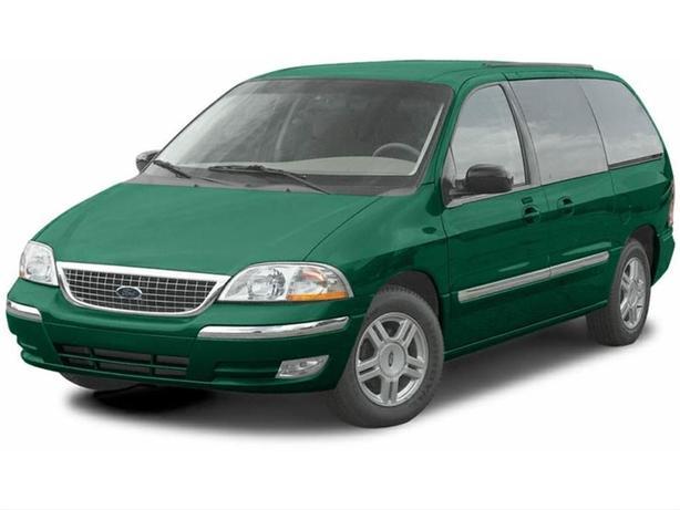 2003 Ford Windstar Sport Convenience