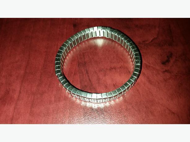 Sterling Silver Elastic Bracelet