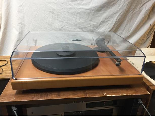 Pro-Ject Wood 2.9 Turntable