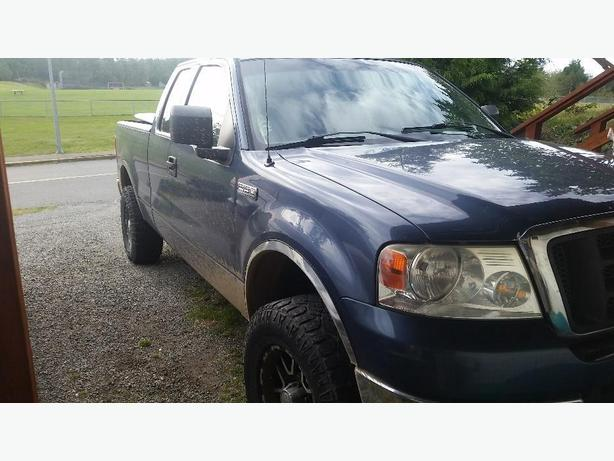2004 ford 150 xlt supercab
