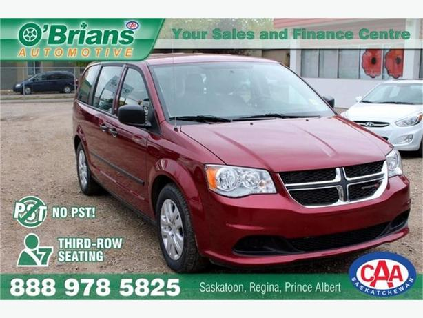 2015 Dodge Grand Caravan CVP - No PST!