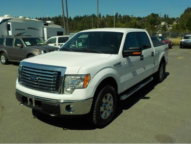 2012 Ford F-150 XLT XTR SuperCrew 6.5-ft. Bed 4WD