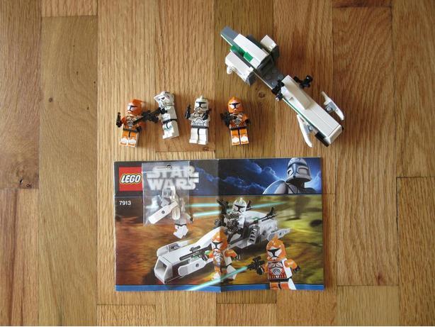 Star Wars Lego Clone Trooper Battle Pack 7913 Saanich Victoria