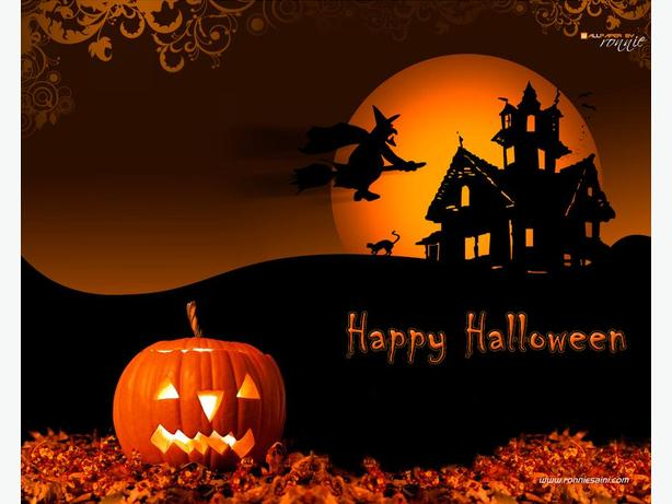 Annual ALL HALLOWS EVE PAGEANT - October 22