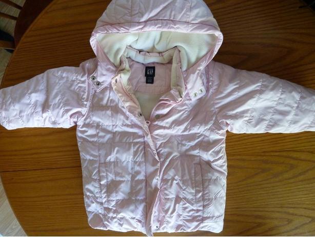 cf94677fa down filled winter coat BabyGap - toddler girl Saanich